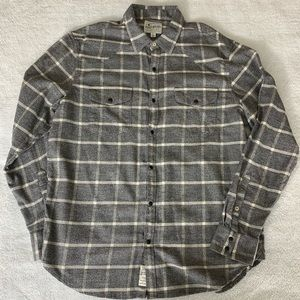 Men's Lucky Brand Large Flannel Shirt